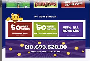 Mr. Spin Casino