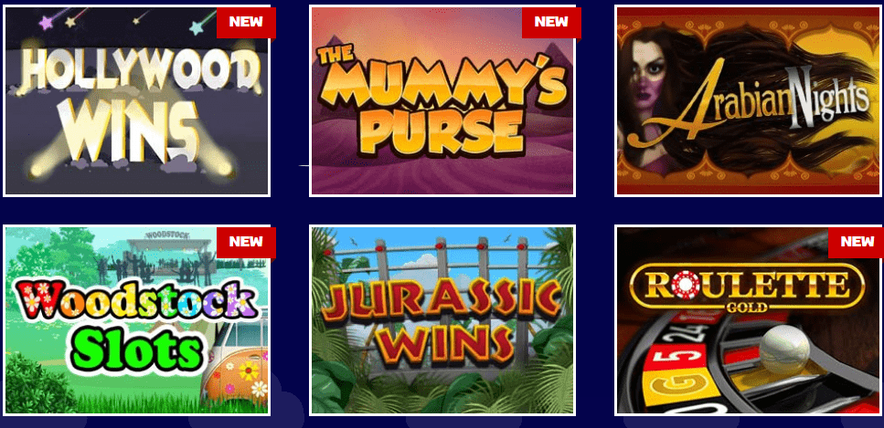 Mr. Spin Real Money Slots Games