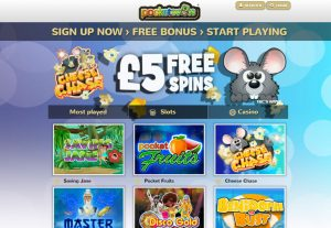 best UK mobile casino games