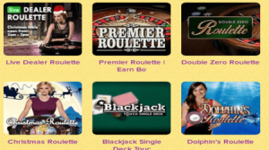 best UK real money slots and table games