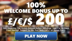free play online slots and table games