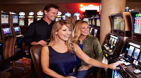 Enjoy playing slots
